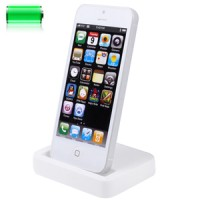 harga High Quality Base Charging Dock for iPhone 5/5s/SE Casan Stand Berdiri Tokopedia.com