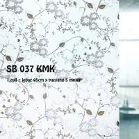 harga SUNBLAST / STIKER KACA / GLASS STICKER SB 037 (L 45CM X Panjang 5M) Tokopedia.com