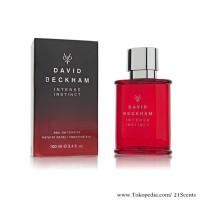 Parfum Pria David Beckham Intense Instinct Export Quality 100ml
