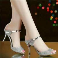 Highheels KRD19 - Silver