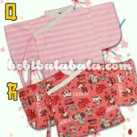Kimono baju anak TK kostum jepang cosplay