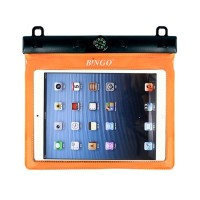 Bingo Waterproof Bag for iPad Mini - WP086 - WP089 - Orange