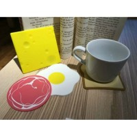 Breakfast Coaster