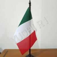 Bendera Negara Italia/Bendera Meja/Bendera Itali