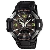 Jam Tangan Pria Analog Digital Casio G-Shock GA-1000-1B Original