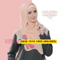 RABBANI Kerudung/Jilbab/Hijab Segi Empat/Segiempat/Segi4 Polos Derter