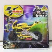 Mainan Miniatur Motor Moto GP Mini Murah Meriah