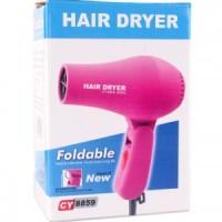 hair dryer mini lipat travel perawatan kecantikan rambut salon blow
