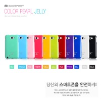 Mercury Goospery Jelly Case for Samsung Galaxy Note 3 Neo N7505
