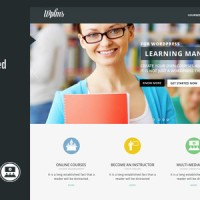 WPLMS Learning Management System WordPress Theme Premium
