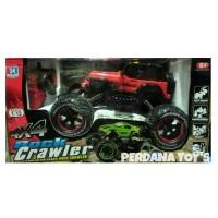 1:12 Rc 4x4 Rock Crawler Jeep 2,4 Ghz Termurah