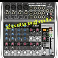 Murah!! Mixer Behringer Xenyx QX 1202 USB ( 12 channel )
