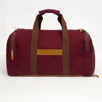 Tas Backpack multifungsi Cowok Cewek Dufflo Maroon