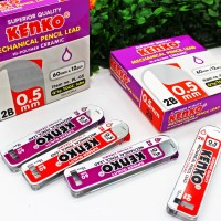 Kenko Pl 05 Isi Pensil Mekanik Kenko 2b 05 Mechanical Pencil Lead