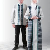 Sarimbit Keluarga - Baju Muslim Keluarga - Almadani SR 105