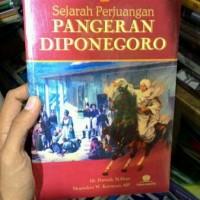 Sejarah Perjuangan PANGERAN DIPONEGORO , Dr.Purwadi M.Hum