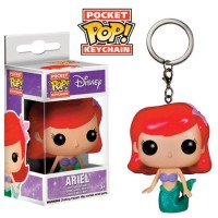 Funko Pop! Disney - Keychain Ariel Mermaid