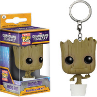 Jual Funko Pop! Marvel - Guardian Of Galaxy - Keychain Dancing Groot Murah