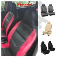 Seat Cover / Sarung Jok Mobil Bahan Ferrari Toyota Agya Berkualitas