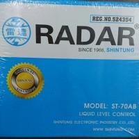 Jual Radar Shintung Pelampung Air Otomatis / Liquid Level Control Murah