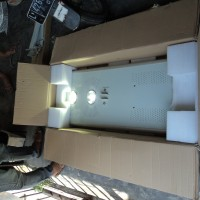 Lampu Jalan Solar Cell 50W COB