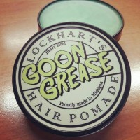 Lockharts Pomade Goon Grease Oil Based