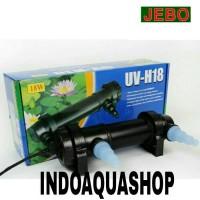 Jebo UV H-18 UV Sterilizer and Clarifier