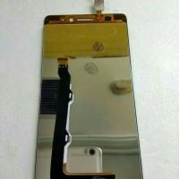 Lcd Touchscreen Digitizer Fullset ORI Lenovo A7000 A 7000 + PLUS
