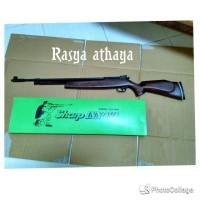 harga senapan sharp innova long laras 65 popor kayu Tokopedia.com