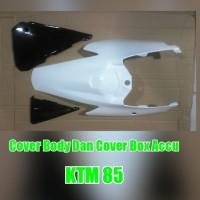 harga COVER BODY/SIDE PANEL KTM 85
