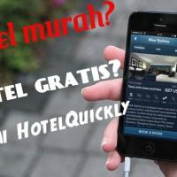 VOUCHER HOTEL BINTANG 4, NGINAP GRATIS !!