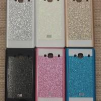 Xiaomi Redmi 2 Case Glitter Blink-Blink Hardcase Backcase Casing hp