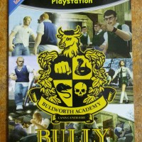 Guide Book Game Bully PS2