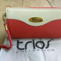 dp 11 tas mini dompet trios lufas original import lokal brand murah