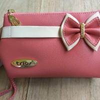dp 41 tas mini dompet trios lufas original import lokal brand murah