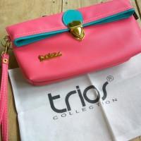 dp 22 tas mini dompet trios lufas original import lokal brand murah