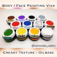 Body Paint / Face Paint Viva