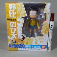 mainan action figure nobita shf recast full artikulasi tinggi 6inch