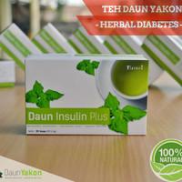 Jual Teh Daun Insulin - Yakon Murah