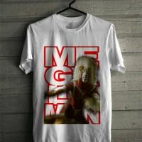 Kaos Megaloman 07 - Tag gildan tshirt