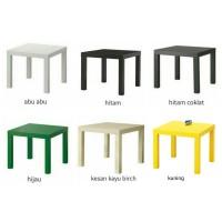 IKEA LACK, Meja Samping, 55x55 Cm