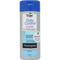 Neutrogena T/Gel Daily Control 2-in-1 (200mL)