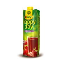 Happy Day Strawberry Fruit Juice 1 L