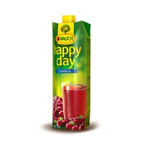 Happy Day Cranberry Fruit Juice 1 L