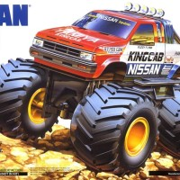 TAMIYA MINI 4WD NISSAN KING CAB Jr.