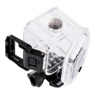 Waterproof Camera Case IPX68 GoPro Hero 4 Session Underwater 45 M