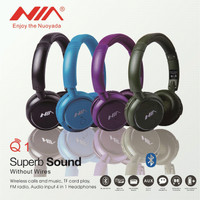 Headset / Handsfree Bluetooth Wireless Nia Q1