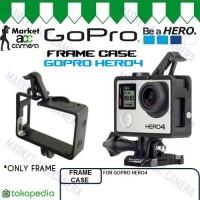 Standard Frame Case Protector Mount GoPro Hero 4/Hero 3+