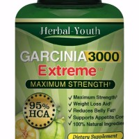TERMURAH GARCINIA CAMBOGIA 3000 95% HCA 60 Kaps Maximum Strength