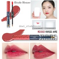 Etude House - Kiss Lasting Tint RD302 100% Original Korea